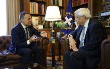 Παυλόπουλος: Η σύνοδος της Διεθνούς Ολυμπιακής Επιτροπής το 2021 να γίνει στην Ελλάδα
