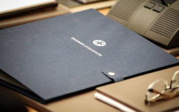 Τι περιέχουν οι μπλε φάκελοι που μοίρασε ο Κυριάκος Μητσοτάκης στους υπουργούς του