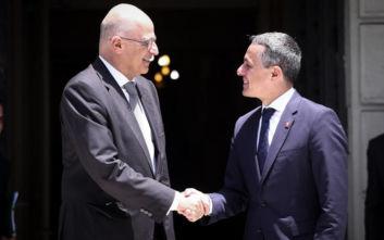Η Ελβετία ανησυχεί για τις παραβατικές κινήσεις της Τουρκίας