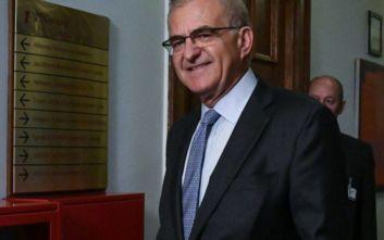 Συνάντηση Διαματάρη με τον πρόεδρο της Οικουμενικής Ομοσπονδίας Κωνσταντινουπολιτών