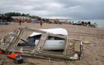 Φονική κακοκαιρία στη Χαλκιδική: Στον 62χρονο ψαρά ανήκει η σορός που εντοπίστηκε