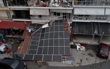 Φονική κακοκαιρία στη Χαλκιδική: Μάχη με το χρόνο για την αποκατάσταση των ζημιών