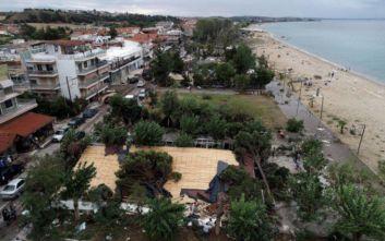 Φονική κακοκαιρία στη Χαλκιδική: Τι είναι η καταιγίδα «super cell» που σάρωσε την περιοχή