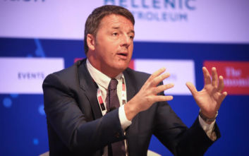 Ματέο Ρέντσι στο συνέδριο του Economist: Η Ευρώπη σήμερα χρειάζεται ένα νέο όραμα