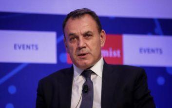 Ισχυρός σεισμός στην Αττική: Σε ανοικτή επικοινωνία με τον πρωθυπουργό ο υπ. Εθνικής Άμυνας