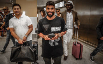 ΑΕΚ: Έφτασε στην Αθήνα και υπογράφει το συμβόλαιό του ο Βέρντε
