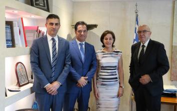 «Προτεραιότητα η προώθηση των διμερών σχέσεων Ελλάδας - Ισραήλ»