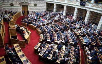 Έκλεισε ο πρώτος κύκλος νομοθετημάτων της κυβέρνησης