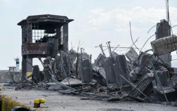 Ισχυρός σεισμός στην Αττική: Έπεσε ο ταινιόδρομος στην πύλη Ε1 στον Πειραιά