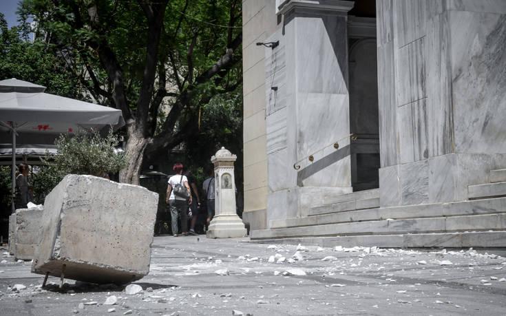 Ο ισχυρός σεισμός που ταρακούνησε την Αττική σε εικόνες – Newsbeast