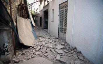 Συνεχίζονται οι έλεγχοι για την καταγραφή των ζημιών από τα 5,1 Ρίχτερ
