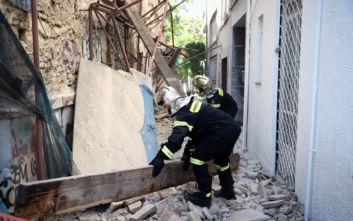 Ισχυρός σεισμός στην Αττική: Σε επιφυλακή παραμένει ο κρατικός μηχανισμός