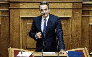 Κυριάκος Μητσοτάκης: Δεν θα μετρηθούμε με τους αντιπάλους μας αλλά με τις πολιτικές μας προκλήσεις