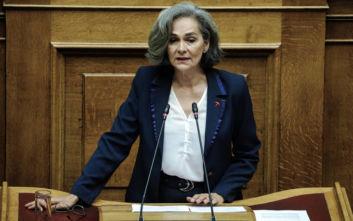 Σοφία Σακοράφα: Είναι μεγάλη η ευθύνη που αναλαμβάνουμε, να αντιπολιτευθούμε μόνοι την κυβερνητική πολιτική