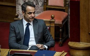 ΕΝΦΙΑ και 120 δόσεις στο επίκεντρο της παρέμβασης Μητσοτάκη στη Βουλή