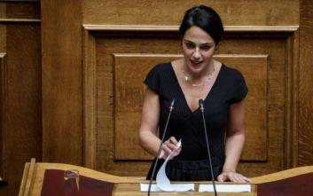 Δόμνα Μιχαηλίδου: 2.000 ευρώ για κάθε παιδί που γεννιέται