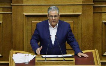 Κουτσούμπας: προτάσεις νόμου και τροπολογίες με αποκλειστικό κριτήριο την υπεράσπιση των συμφερόντων του λαού