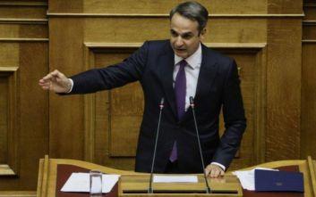 Κυριάκος Μητσοτάκης: Κ. Τσίπρα προσγειωθείτε στο σήμερα, οι εκλογές έγιναν και χάσατε