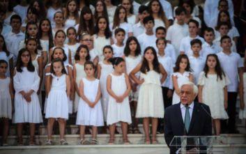Προκόπης Παυλόπουλος: Τιμούμε την Αποκατάσταση της Δημοκρατίας, με ενωμένες τις δημοκρατικές πολιτικές δυνάμεις