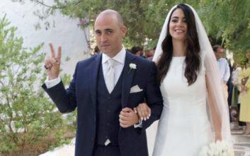 Το φωτογραφικό άλμπουμ του γάμου του Κωνσταντίνου Μπογδάνου