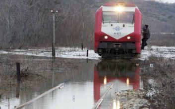 ΤΡΑΙΝΟΣΕ: Αναστέλλονται τα δρομολόγια Θεσσαλονίκη - Αλεξανδρούπολη