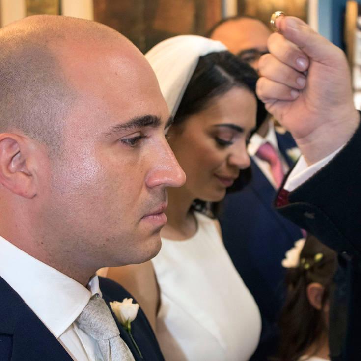 Το φωτογραφικό άλμπουμ του γάμου του Κωνσταντίνου Μπογδάνου – Newsbeast