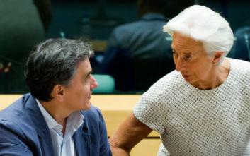 CNBC: Ο Ευκλείδης Τσακαλώτος ανάμεσα στους υποψήφιους για τη θέση της Λαγκάρντ στο ΔΝΤ