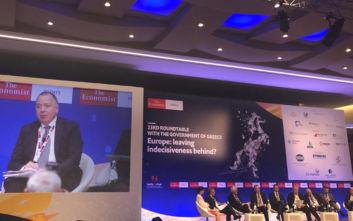 Ομιλία του προέδρου της Elpedison στο 23ο ECONOMIST Roundtab