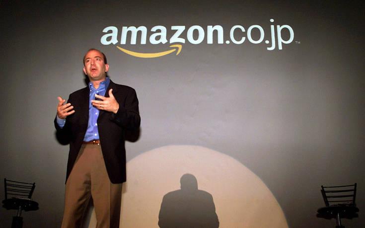 Πώς και γιατί πήρε το όνομά του ο γίγαντας του ηλεκτρονικού εμπορίου Amazon; – Newsbeast