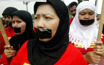 Κατήγγειλε σεξουαλική παρενόχληση και την καταδίκασαν σε έξι μήνες φυλακή