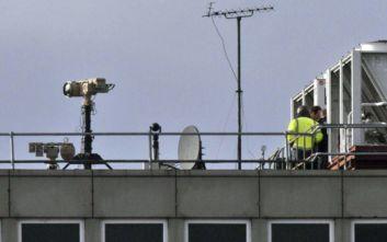 Σουηδέζα συνελήφθη στο αεροδρόμιο του Γκάτγουικ ως ύποπτη για τρομοκρατία