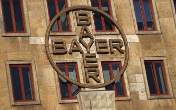 ΗΠΑ: Περίπου 18.400 προσφυγές στη Δικαιοσύνη αντιμετωπίζει για τη γλυφοσάτη η Bayer