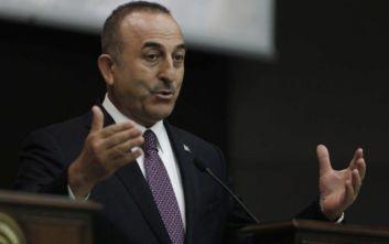Τσαβούσογλου: Η Τουρκία θα στείλει και τέταρτο πλοίο στην ανατολική Μεσόγειο