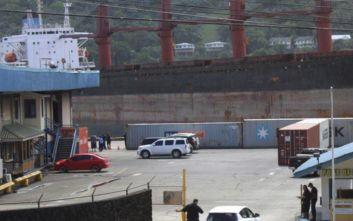 «Η Βόρεια Κορέα έχει συλλάβει ένα ρωσικό αλιευτικό και κρατά το πλήρωμά του»