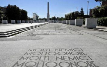 Ιταλία: Ο Μουσολίνι βρίσκεται σταθερά στο προσκήνιο