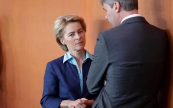Στενή σύμμαχος της Μέρκελ το φαβορί για την ηγεσία της Κομισιόν