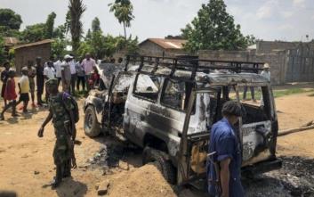 Κονγκό: Τουλάχιστον 15 νεκροί σε νέα επίθεση τζιχαντιστών