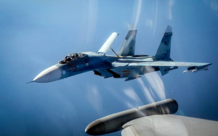 Η Ρωσία ενδέχεται να πουλήσει στην Τουρκία και μαχητικά Su-27