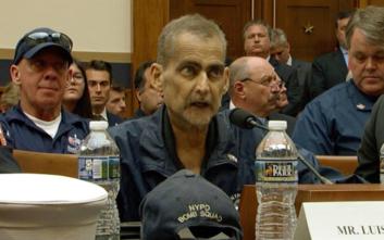 Πέθανε από καρκίνο αστυνομικός που ερευνούσε στα ερείπια μετά την 11η Σεπτεμβρίου