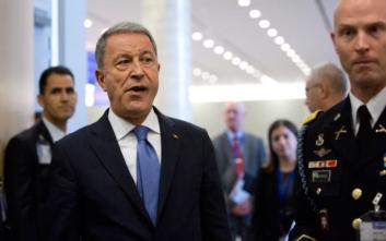 Χουλουσί Ακάρ: Θα συνεχίσουμε τον αγώνα ενάντια στις απειλές σε Αιγαίο και ανατολική Μεσόγειο