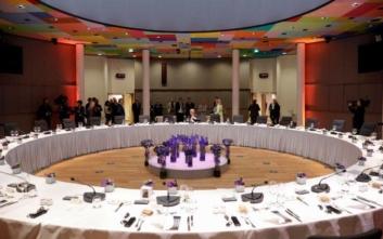 Διακοπή της συνόδου του Ευρωπαϊκού Συμβουλίου για κατ' ιδίαν διαβουλεύσεις