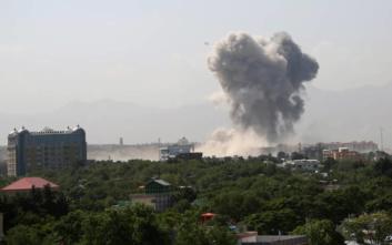 Ισχυρή έκρηξη στο Αφγανιστάν στο κέντρο της Καμπούλ