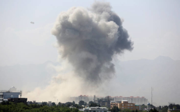 Ισχυρή έκρηξη στο Αφγανιστάν