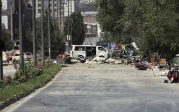 Οι Ταλιμπάν ανέλαβαν την ευθύνη για την επίθεση στην Καμπούλ, εκατό οι τραυματίες