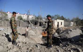 Έκρηξη αυτοκινήτου στο Αφγανιστάν με θύματα 8 μέλη των δυνάμεων ασφαλείας