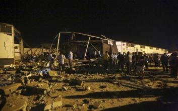 Οργή στο Στέιτ Ντιπάρτμεντ για τον βομβαρδισμό του κέντρου κράτησης μεταναστών στη Λιβύη