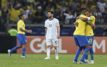Η Αργεντινή τα δοκάρια, η Βραζιλία τα γκολ