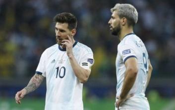 Έξαλλος και ο Αγουέρο με τη διαιτητική αντιμετώπιση της Αργεντινής