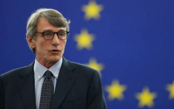 Κορονοϊός: Σε κατ' οίκον περιορισμό προληπτικά ο πρόεδρος του Ευρωπαϊκού Κοινοβουλίου