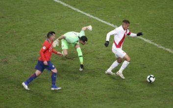 Κόπα Αμέρικα: Απειλητικά μηνύματα δέχεται ο τερματοφύλακας της Χιλής